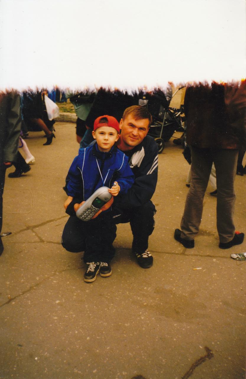Who is the nationality father of Nikita Mikhalkov
